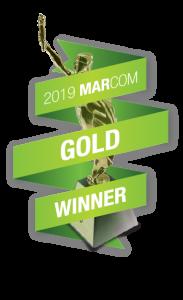 Award Winning Digital Marketing Agency - Dot Comm Awards - Gold Winner 2019