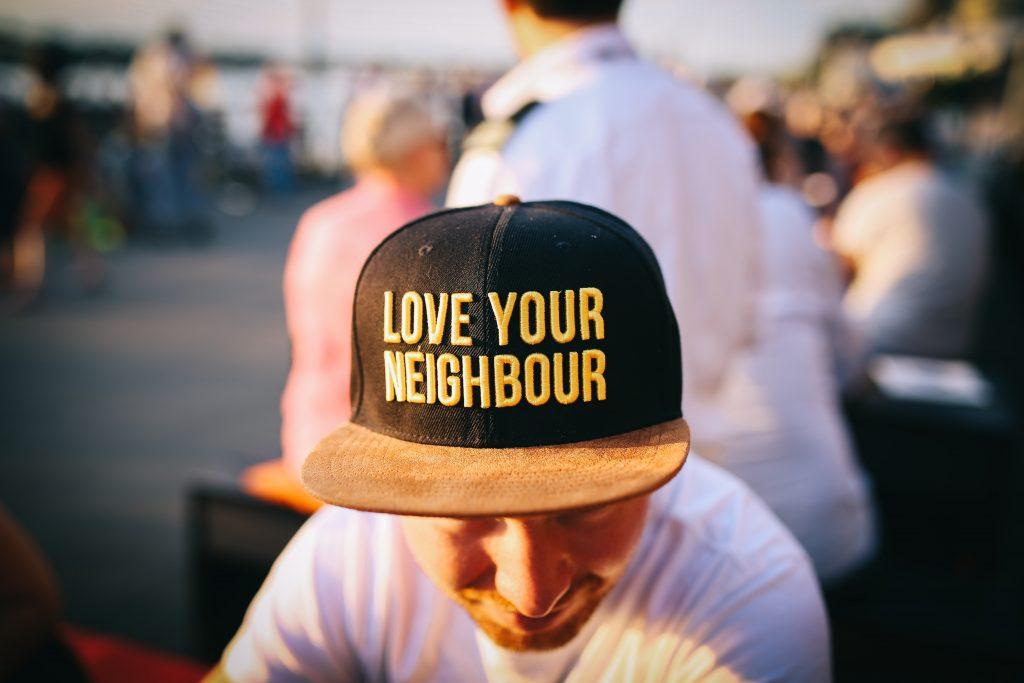 GDPR Compliance - Love Your Neighbor