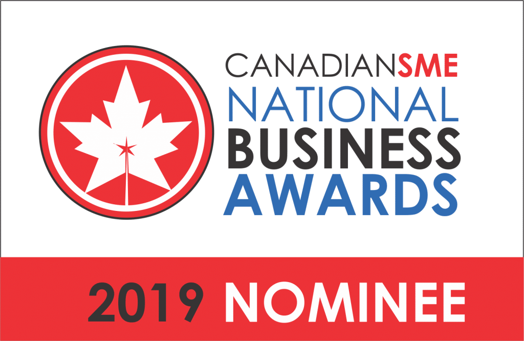 CanadianSME National Business Awards - 2019 Nominee